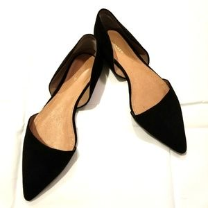 Halogen Shoes, Pointed Toe Flats
